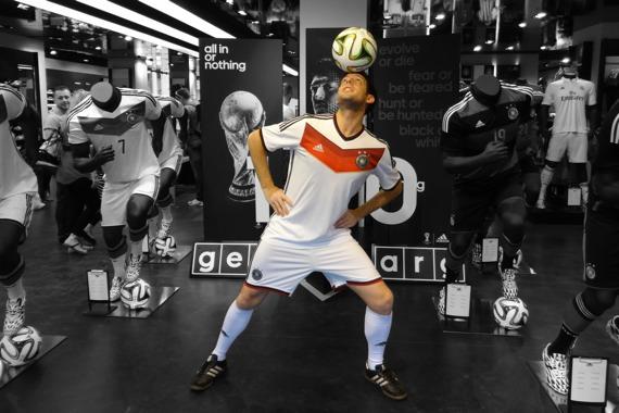 adidas WM 2014