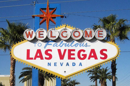 Convention in Las Vegas