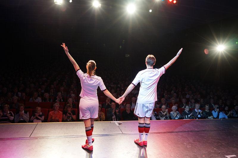 Varieté-Show in Berlin
