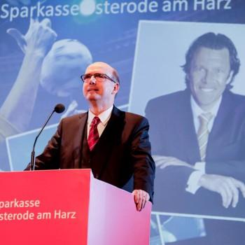 Sparkassen Event »Talk-Artistik« (Foto: Dietrich Kühne)