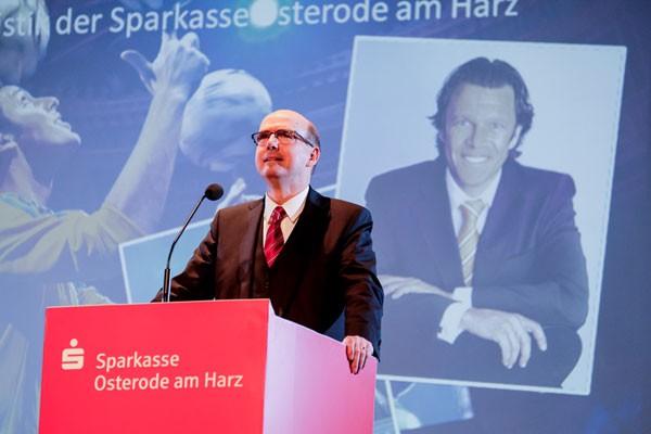 Vorstandsvorsitzender der Sparkasse Osterode Thomas Toebe (Foto: Dietrich Kühne)