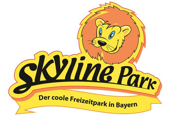 Fußball-Artisten im Freizeitpark