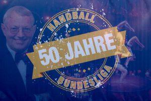 50 Jahre Handball-Bundesliga - Gala im Palazzo Berlin