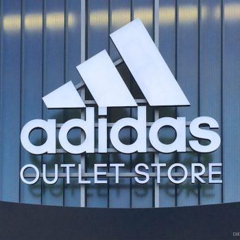 Der neue adidas Outlet Store in Herzogenaurach