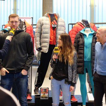 Fußball-Profi Per Mertesacker und Matthias Sammer im Interview