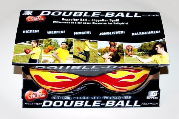 Sunflex Double-Ball – Die neue Dimension des Ballspiels