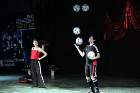 Publikumsrekord bei der 35. Sport & Show in Bad Hersfeld
